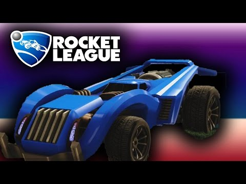 Rocket League 2 Player Split Screen Action! (PS4 Livestream)