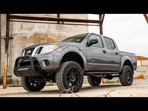 nissan frontier led bull bar by rough country youtube nissan frontier led bull bar by rough