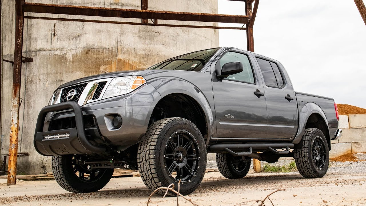 nissan frontier led bull bar by rough country youtube nissan frontier led bull bar by rough country
