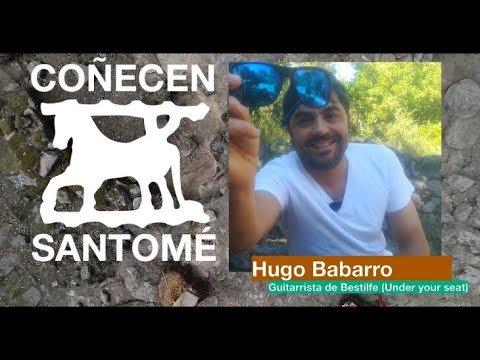 Coñecen Santomé: Hugo Babarro (Bestlife)
