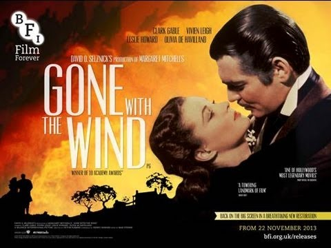 Gone With The Wind 1939 Trailer Bfi