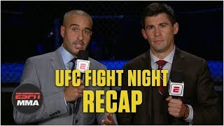 Recapping Colby Covington's win vs. Robbie Lawler at UFC Fight Night | ESPN MMA