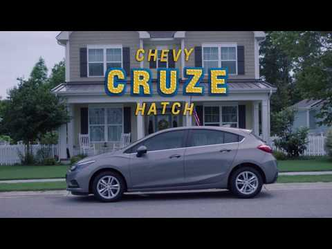 Chevy Cruze Hatchback - Summer of Chevy!