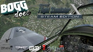 FSX : SE - Fly with us above Photoreal Hawaii in a variety of aircraft! Flight Simulator X
