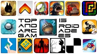 Top 15 Android Arcade Games of 2014