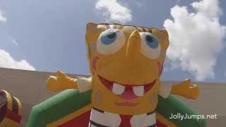 Spongebob Jumper Temecula Spongebob Jumper Murrieta Spongebob Bounce House