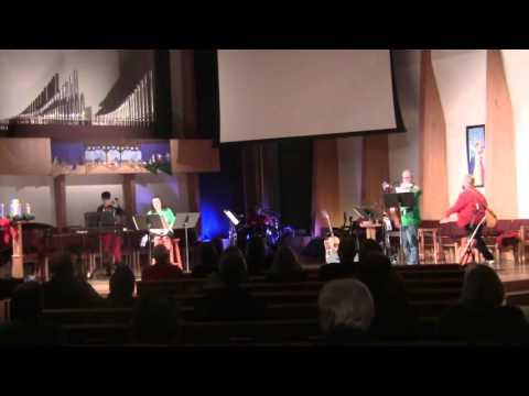 Crosswords Christmas Concert part 1