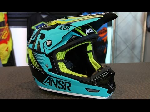ANSR Evolve 2.0 Helmet | Motorcycle Superstore