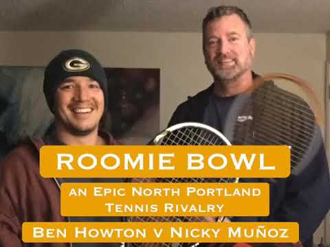 2 Roommates Battle it out on the COURTS for North Portland SUPREMACY!
