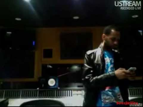 Chris Brown on uStream 03/20/10 07:25PM