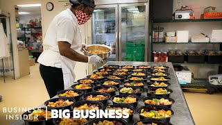 How Restaurants Make 800,000 Meals (And Counting) For Frontline Workers | Big Business