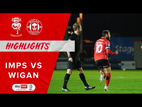 Lincoln Wigan Goals And Highlights