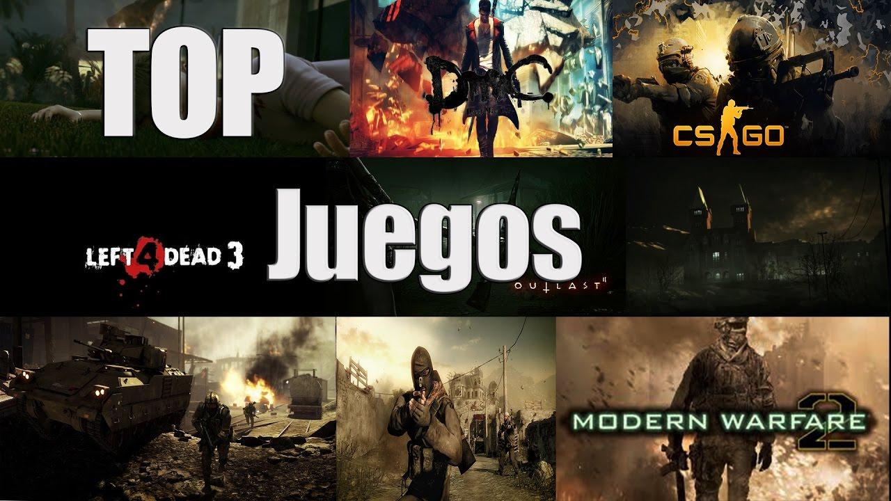 Top Juegos Viejos Con Buenos Graficos Y Poco Requerimientos Youtube