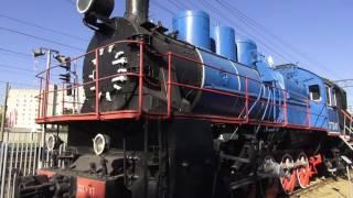 Барановичи музей железнодорожной техники