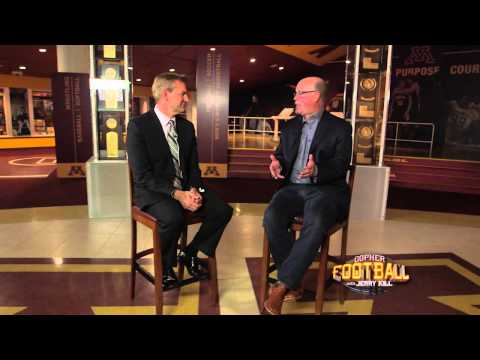 jerry-kill-reviews-iowa-game-(gopher-football-with-jerry-kill-tv-show)
