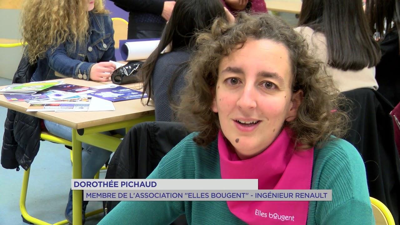 Yvelines   Élancourt : les femmes à l'honneur au collège de la clef Saint-Pierre