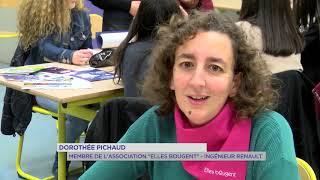Yvelines | Élancourt : les femmes à l'honneur au collège de la clef Saint-Pierre