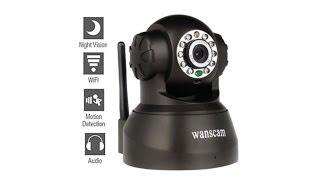 Обзор беспроводной IP камеры. Полная видео инструкция по настройке.(Купить IP Camera на Gearbest: https://goo.gl/5b8Qst Купить IP Camera на Aliexpress: https://goo.gl/qv1Qn4 Хочешь вернуть часть денег с покупки..., 2014-06-09T18:50:08.000Z)