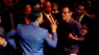 Prophet Manasseh Jordan Prophesying Impartation with his younger cousin (Elijah)