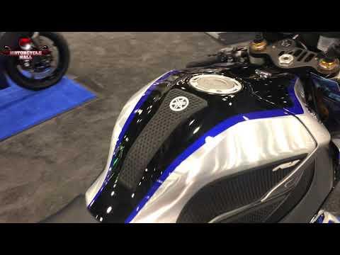 2019 Yamaha R1 & R1 M | First Look