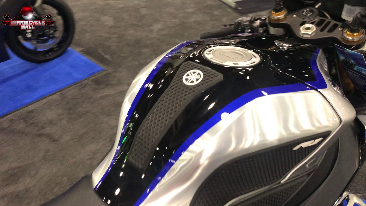 2019 Yamaha R1 R1 M First Look Motorcycle Mall