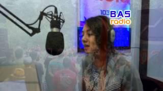 Iva Lola - Mantan Visit ke Bas Radio (Bintangya Fm Lampung)