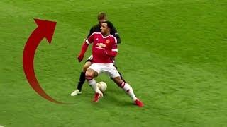 Los Autopases Más Impresionantes Del Fútbol ● Craziest Auto-Pass Skills In Football