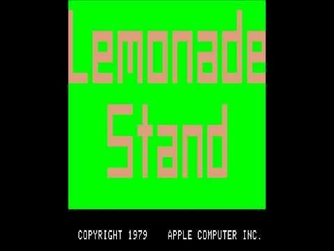 lemonade stand game apple ii - photo #10