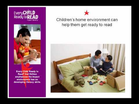 NCompass Live: Every Child Ready to Read® @ your library