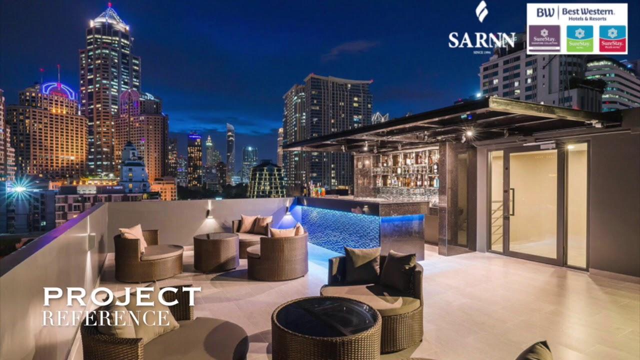Sarnn Rattan And Outdoor Furniture Bangkok Youtube