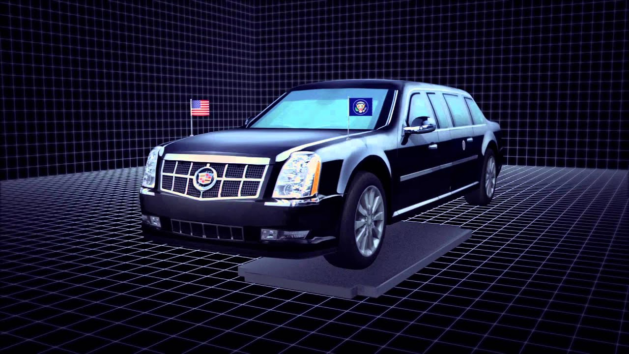Meet \'The Beast,\' President Obama\'s Cadillac that\'s more tank than ...