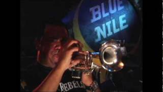 Soul Rebels Brass Band Live! at the Blue Nile
