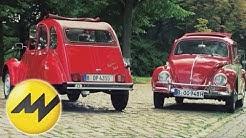 Käfer vs Ente | Motorvision