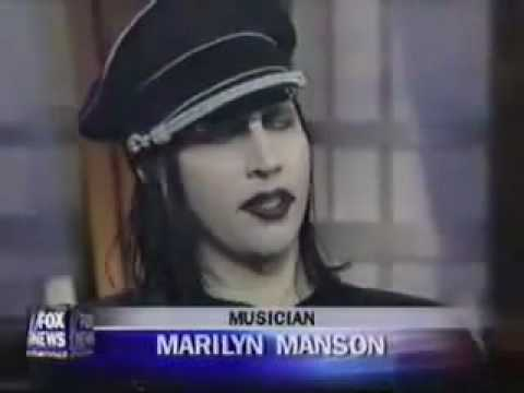 Marilyn Manson Interview - O'reilly Factor