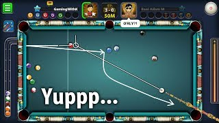 Most Satisfying Shot Ever - Berlin Indirect Highlights - 8 Ball Pool - Miniclip