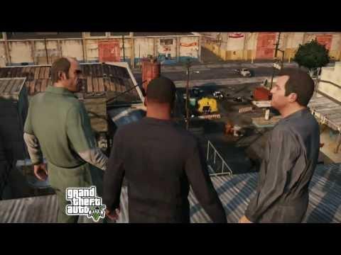 Análisis videojuego - Grand Theft Auto 5