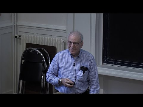 16/11/2015 - Robert Wald - Dynamic and Thermodynamic Stability of Black Holes and Black Branes