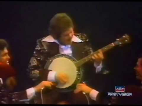 Jay Osmond Drum Solo and Merrill Osmond Banjo Solo