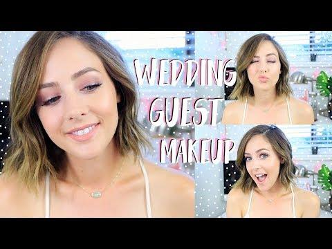 Wedding Guest Makeup Tutorial! + GIVEAWAY!