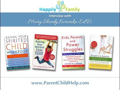 Mary Sheedy Kurcinka - Happily Family Conference Interview