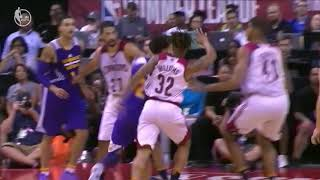 Every Lonzo Ball Assist from the 2017 MGM Resorts NBA Summer League