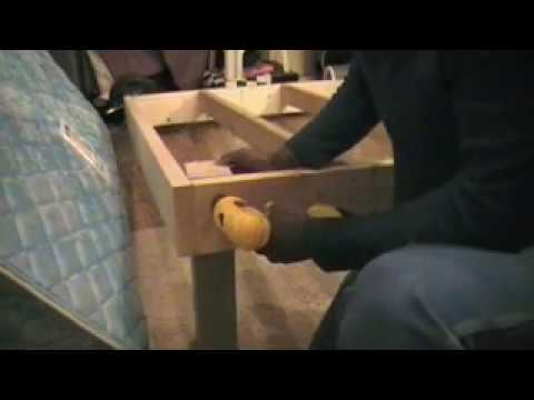 Building a Platform Bed For Under $30 - YouTube