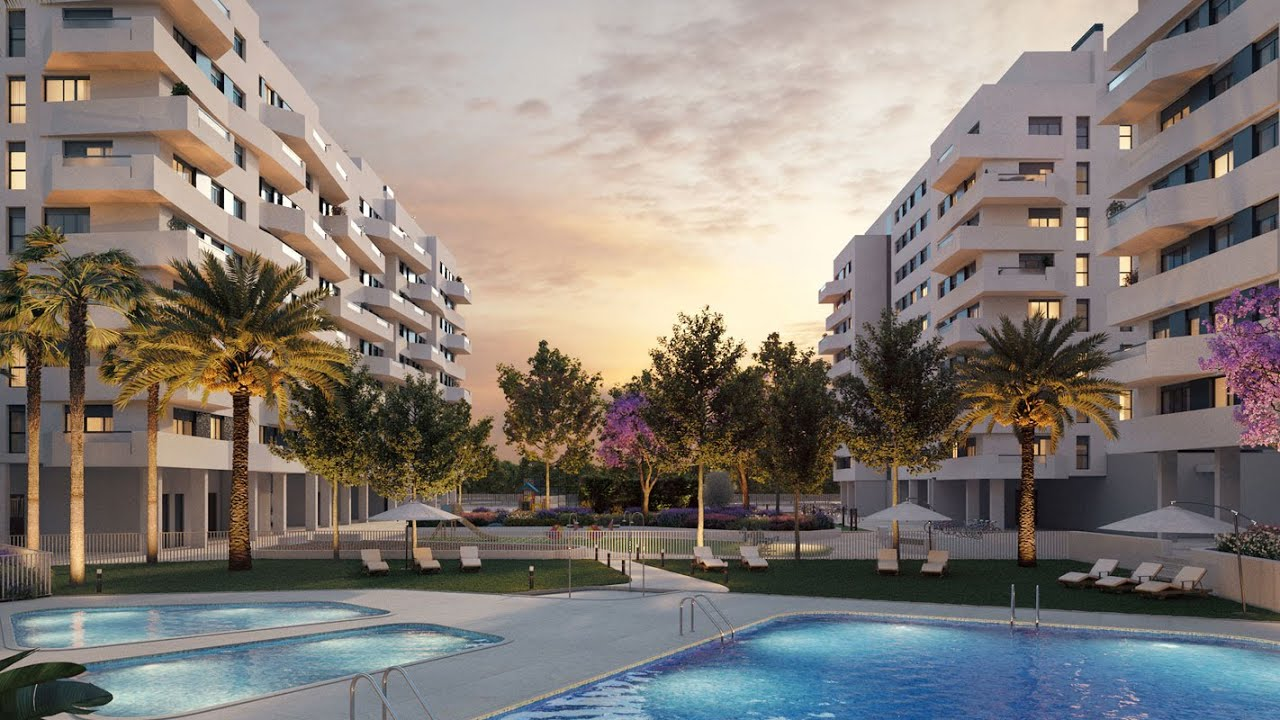 New apartments near San Juan Alicante beach