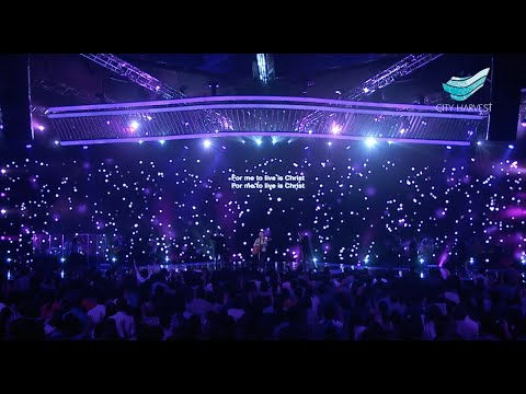 CityWorship: Let It Be Jesus (Passion) // Teo Poh Heng @ City Harvest Church