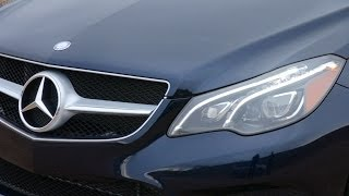 Mercedes-Benz E-Class Coupe 2014 Videos