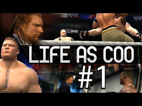 "WWE 2K14 Story - ""Life As C.O.O"" (Episode 1)"