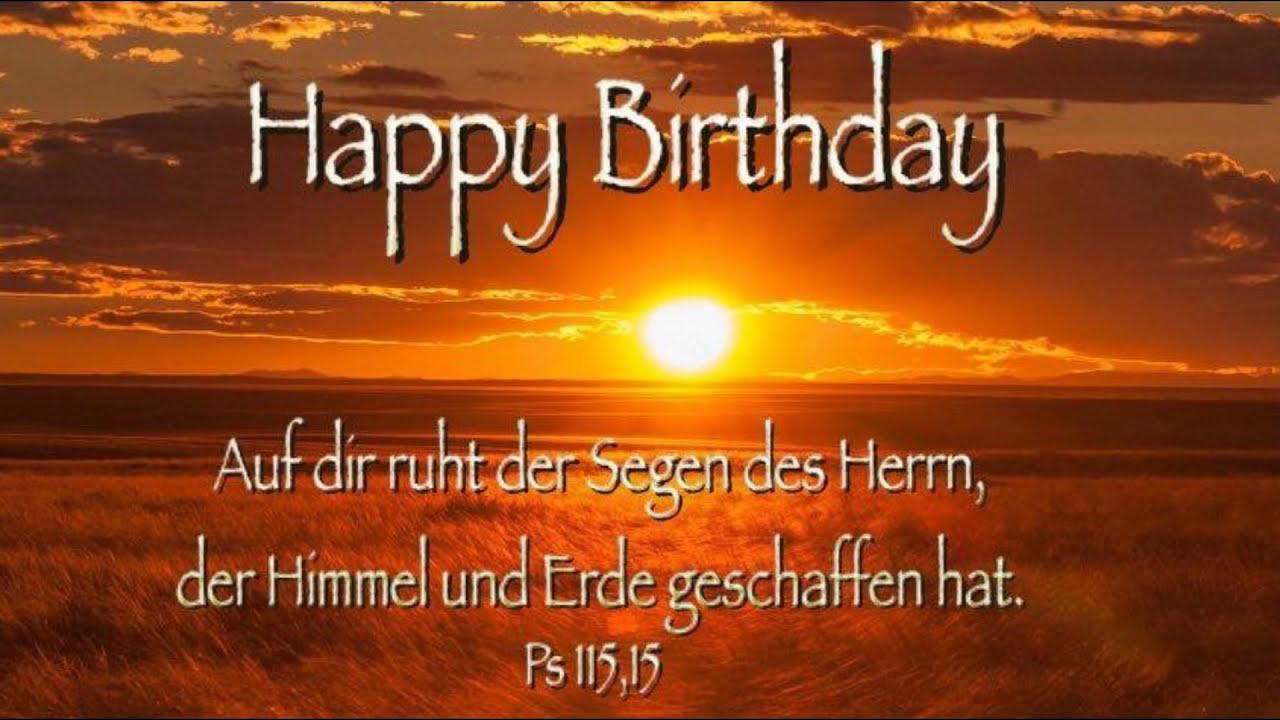 Happy birthday - Song von Uwe Sauer - YouTube