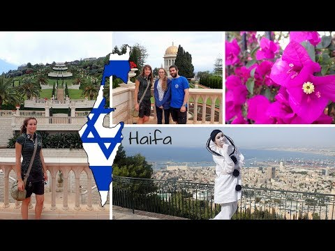 Haifa, Israel traveling all around the world...