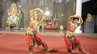 Download Hindi Video Songs - Lakshmi Anand Dance, Alaipayuthey Kanna, 2013 09 15 Ganesh Pooja Raji Akka House Alaipauthey