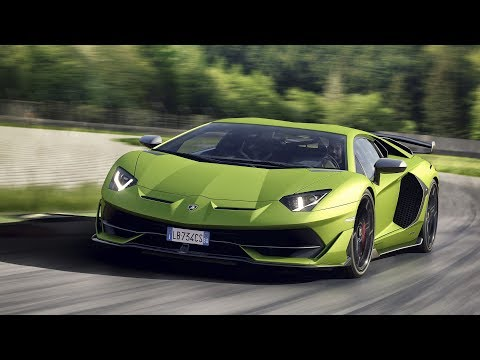 Aventador SVJ, BMW Z4 and Other News! Weekly Update